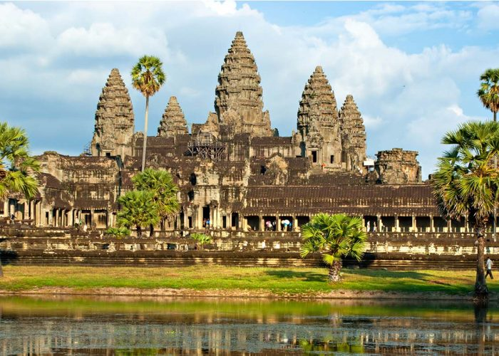 Voyage famille Cambodge